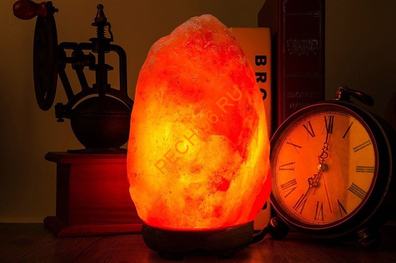 лампа из гималайской соли купить